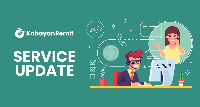 Service Update Illustration