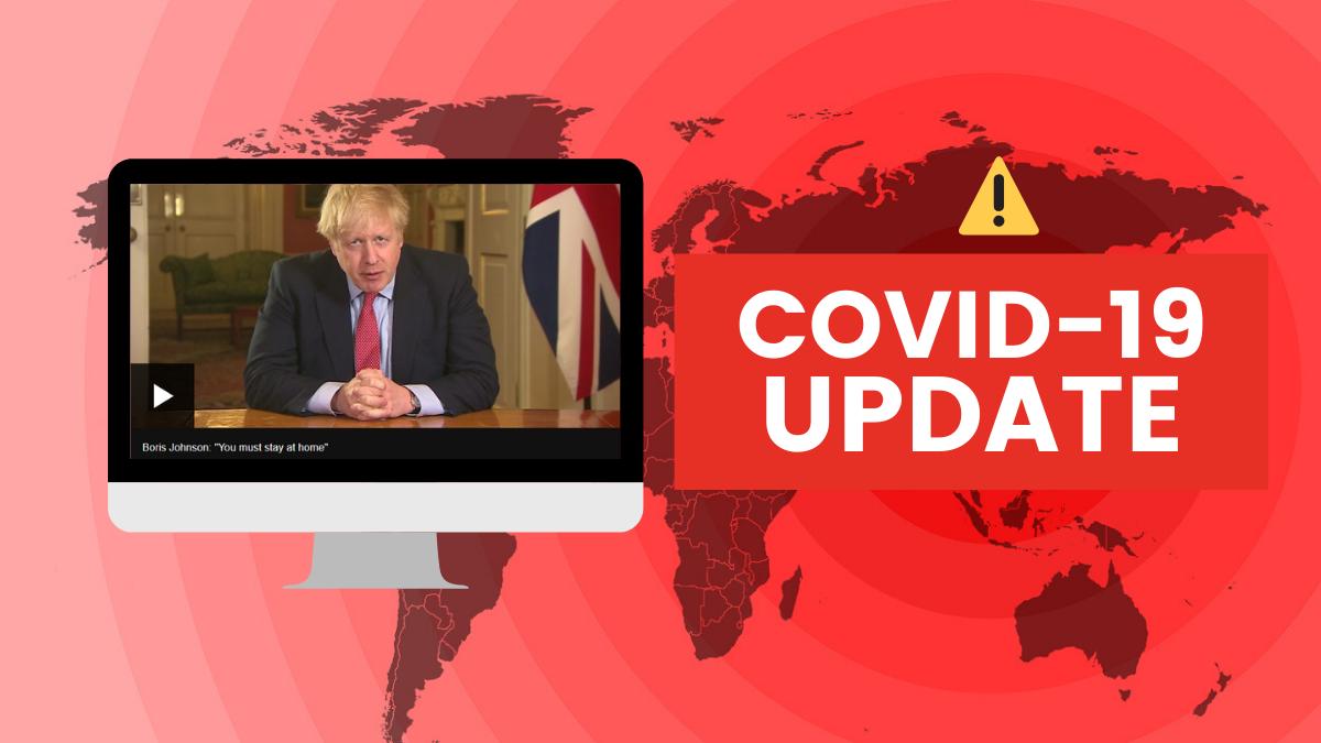 Boris Johnson COVID-19 Update