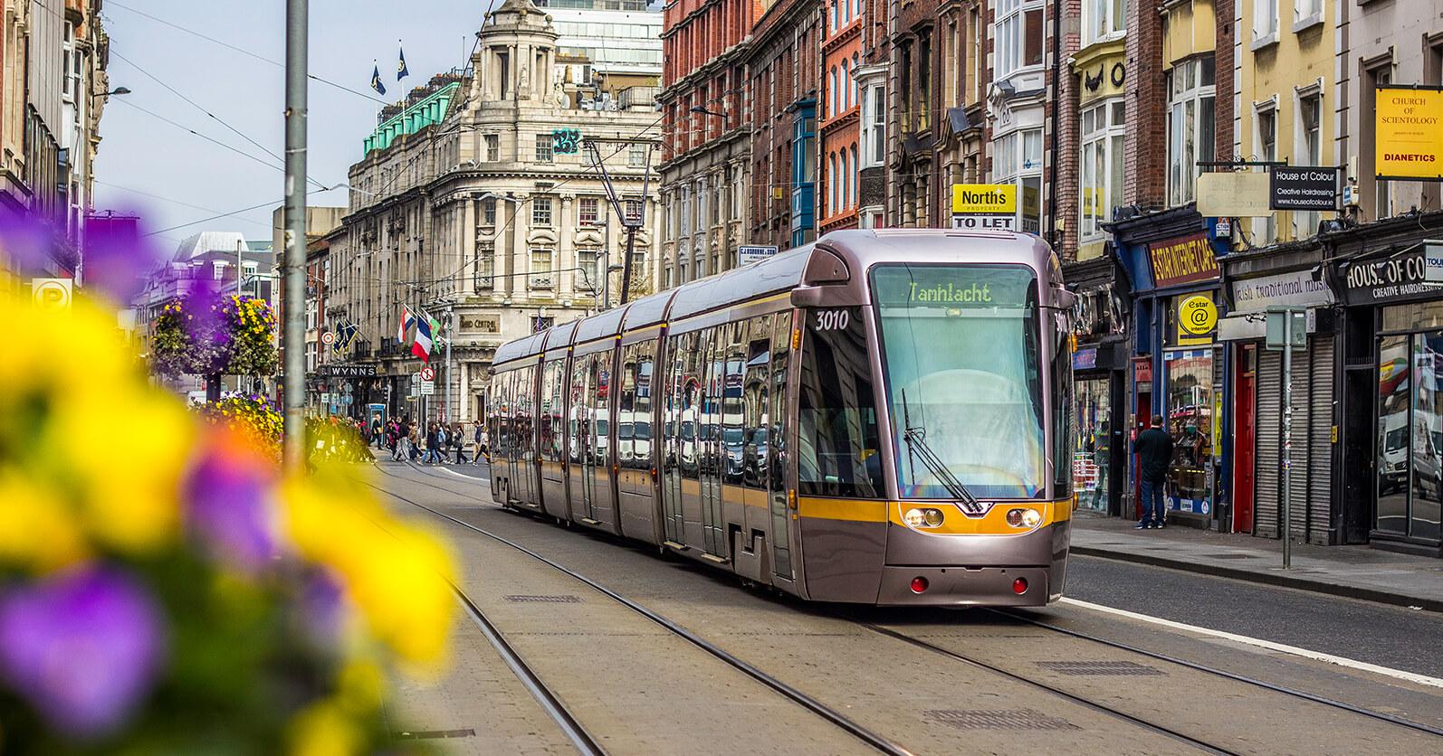 Ireland public transport