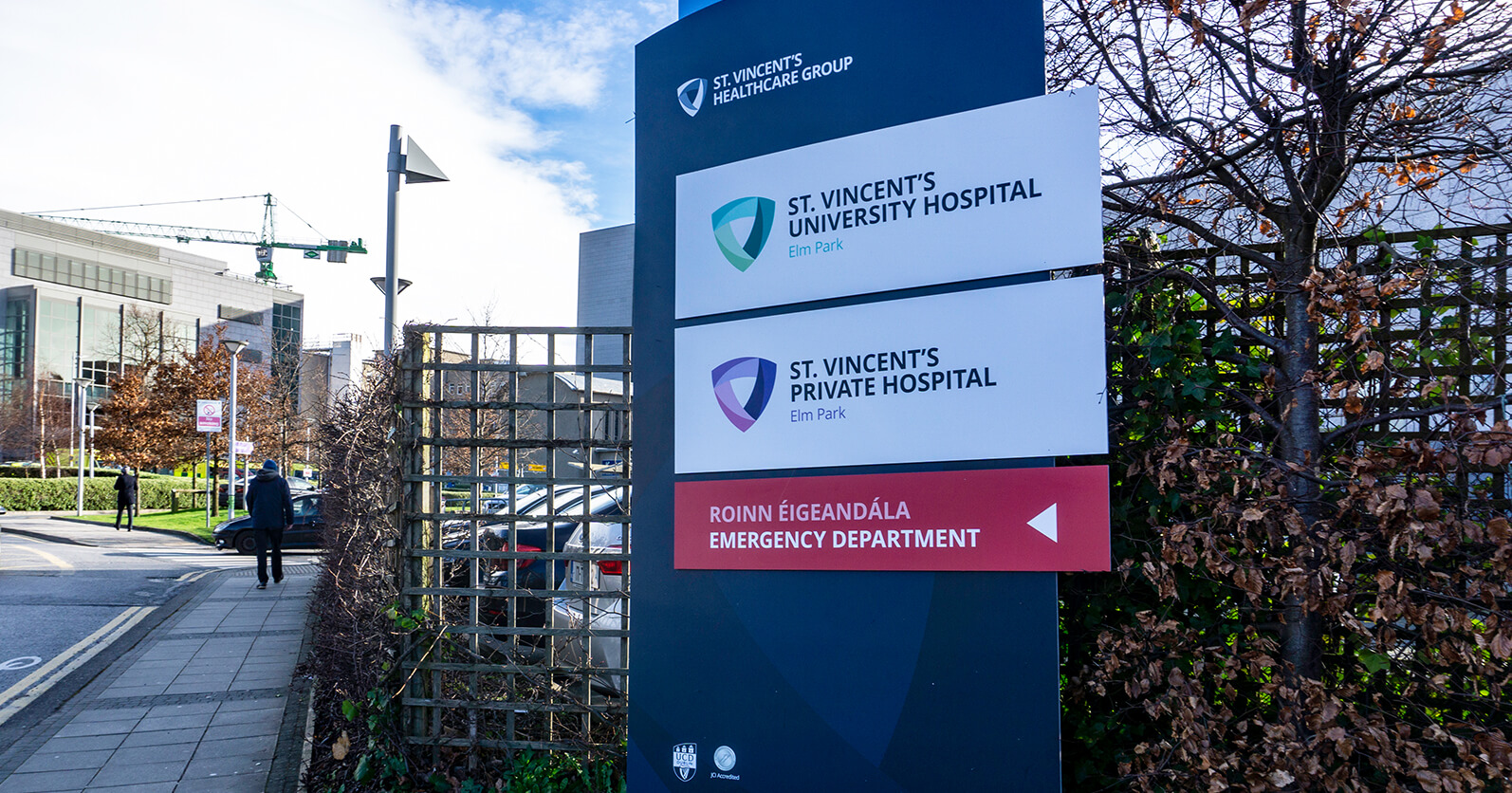 hospital Dublin