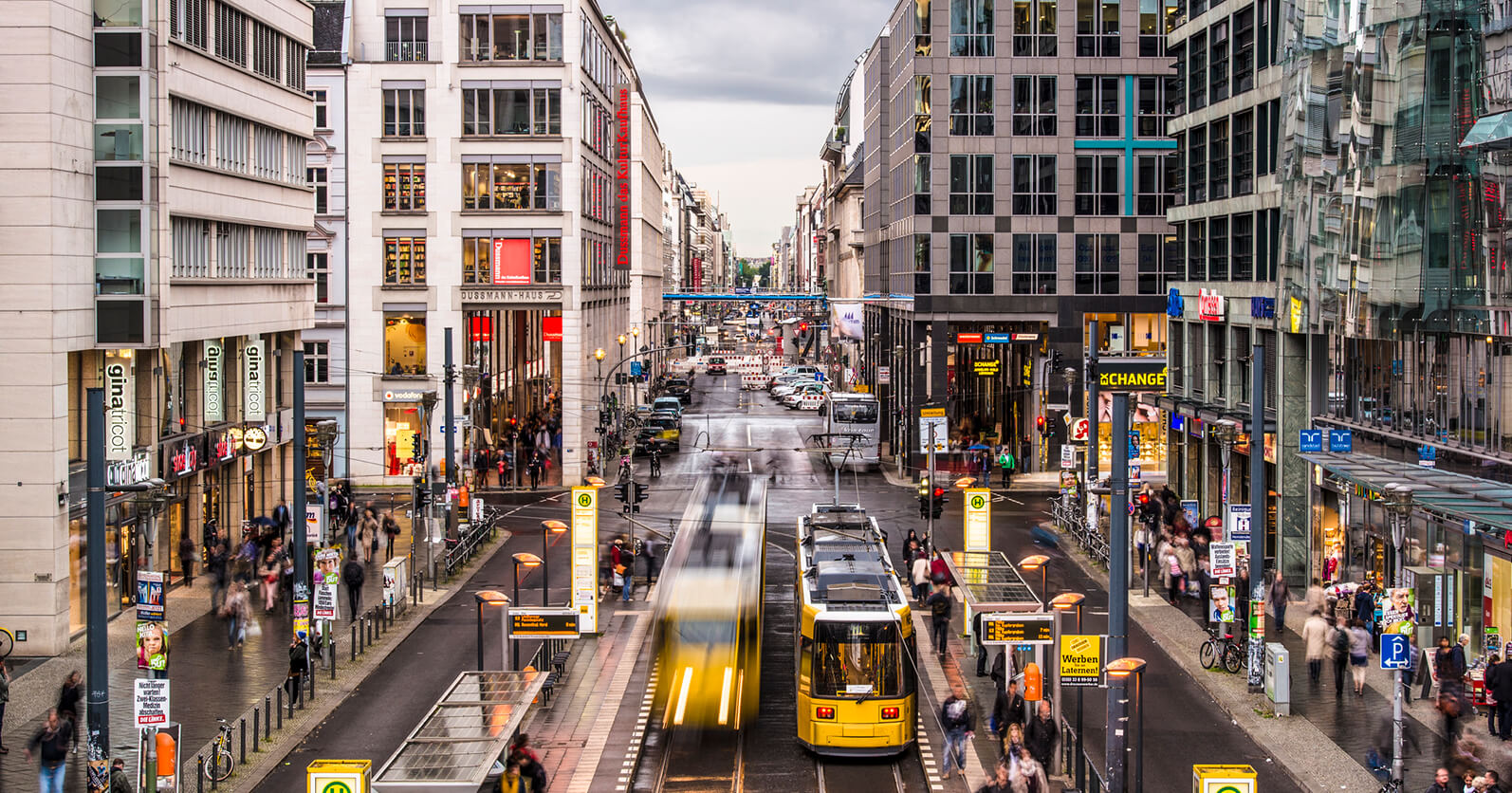 moving to germany transportation