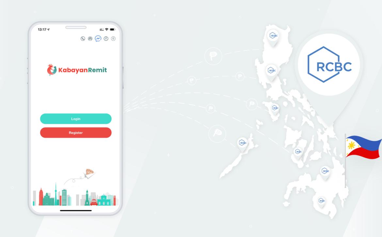 Send money to RCBC Philippines